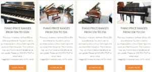 Best New and Used Pianos for Sale in Houston